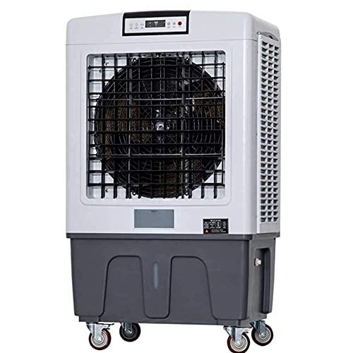 Enfriador evaporativo portátil □ 18000 m ^ 3 / H Flujo de Aire, 3 velocidades de Viento, Tanque de Agua 100l, Enfriar 120 Metros Cuadrados/código de Productos: LWH-50