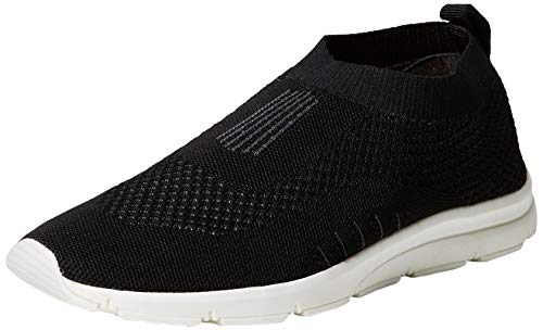 Bourge Men's Vega-1 Black Running Shoes-6 UK/India (40 EU) (Vega-1-Black-06)