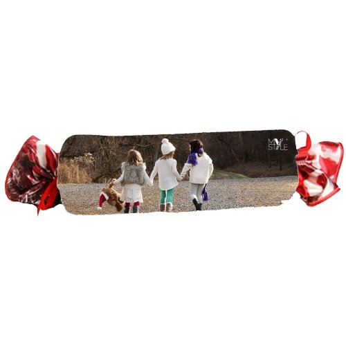 My Custom Style® Coussin en satin en forme de bonbon personnalisé de 80 x 40 cm, produit totalement artisanale faite à la main en Italie et imprimé avec technique sublimatica à haute résolution. cuscino singolo