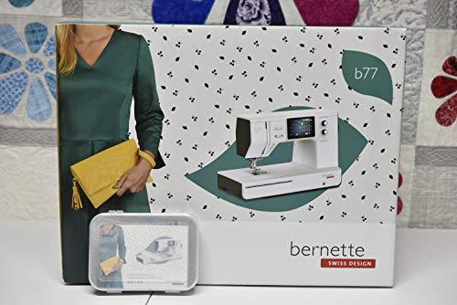 Bernette B77 with 8 Piece Feet Set