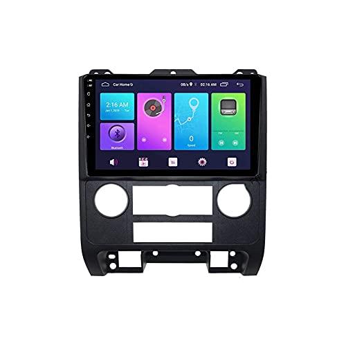 GPS Navegador GPS Coche Estéreo Pantalla táctil Bluetooth FM Am Receptor de...