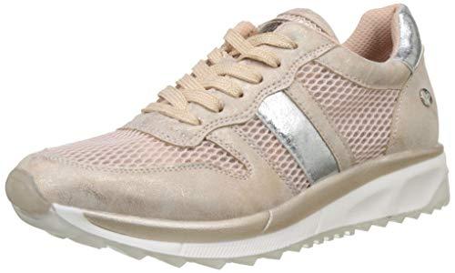 XTI 49009, Zapatillas Mujer, Rosa (Nude Nude), 40 EU
