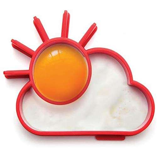 LTJY Pfannkuchen Form Silikon Backform Ei Maker Pancake Flipper von swallowzy