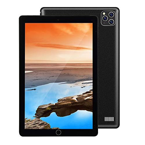 CYY Tableta Android Portátil,Procesador Quad-Core,2GB RAM + 32GB ROM,Cámara Dual 2MP + 5MP,Pantalla IPS Full HD,Batería 4000mAh,Bluetooth WiFi GPS