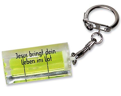 °° Schlüsselanhänger Wasserwaage mini