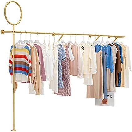 Daily necessities LTD Clothing Store Display Atlanta Mall Racks Ranking TOP1 Wall-Mounted