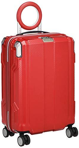 [レジェンドウォーカー] スーツケース 機内持ち込み可 保証付 35L 49 cm 3kg レッド