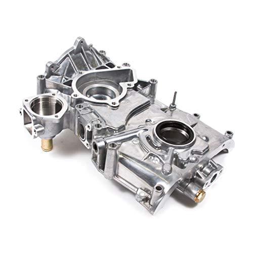 Evergreen OP3003 Compatible With 91-99 Nissan 240SX 2.4L DOHC 16 Valves KA24DE Oil Pump