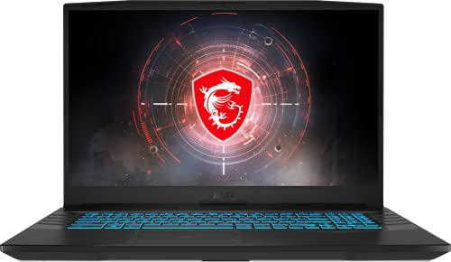 """CUK Crosshair 17 Gaming Notebook (Intel Core i7, 32GB RAM, 1TB NVMe SSD, NVIDIA GeForce RTX 3050 Ti 4GB, 17.3"""" FHD 144Hz IPS, Windows 10 Home) 17 Inch Gamer Laptop Computer (Made_by_MSI )"""