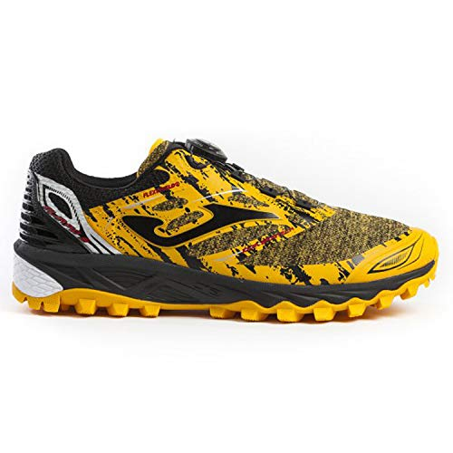 Joma TK_OLIMPO 909 - Zapatillas de trekking, color amarillo - TK_OLIMS_909_43, 43, Giallo