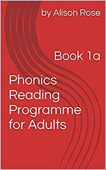 Phonics Reading Programme for Adults