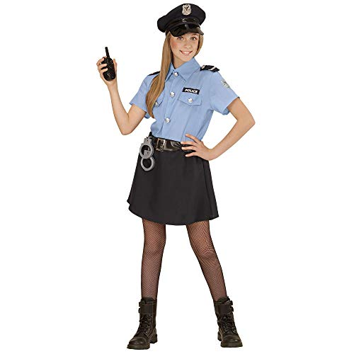 WIDMANN children's police costume, 116, 04005