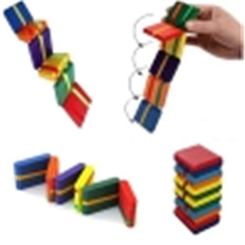 Clásica del Regalo Divertido de la Persona agitada plástico de Juguete para niños/Niños del violín de la Persona agitada Estrés Juguete sensorial