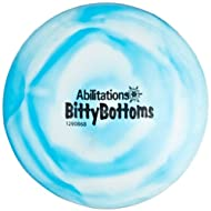 Abilitations Bitty Bottom Seat Cushion, PVC Ball Filled, 8 Inches, Blue