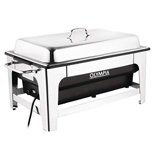 Olympia elektrisches Chafing-Dish