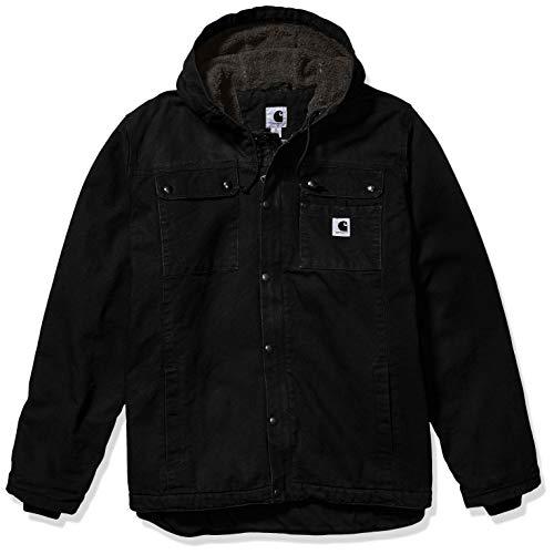 Carhartt Bartlett Jacket Veste, Black, M Homme