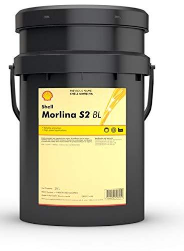 SHELL MORLINA S2 BL 10 SPECIAL APPLICATION BEARING & CIRCULATING OIL 20LTR -  550044216