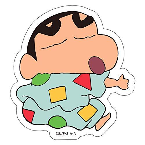 グルマンディーズ バンダイ クレヨンしんちゃん キャラスタムステッカー パジャマ BCYS-04A