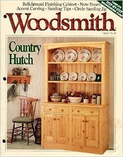 Woodsmith Magazine, Vol. 16, No. 96 (1994)