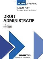 Droit administratif de Jacques Petit