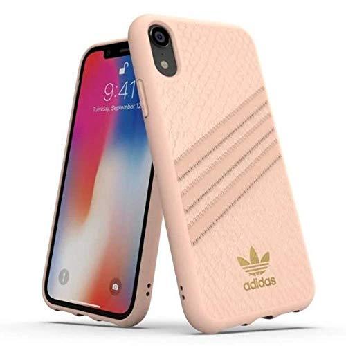 Adidas Moulded Handy Hülle 16,5 cm (6,5 Zoll) Pink - Handyhüllen (Apple iPhone XR, 16,5 cm (6,5 Zoll) pink)