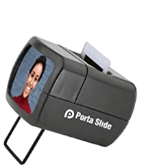 👍 RELIVE THOSE MEMORIES: Our PS-E2 is compatible with all 35mm and 2x2 inch (5x5cm) mounted slides. 👍LIGHTWEIGHT PORTABLE DESIGN FOR HANDHELD USE: This heavy-duty PS-E2 slide viewer is very lightweight and compact, so you can store it easily and take...