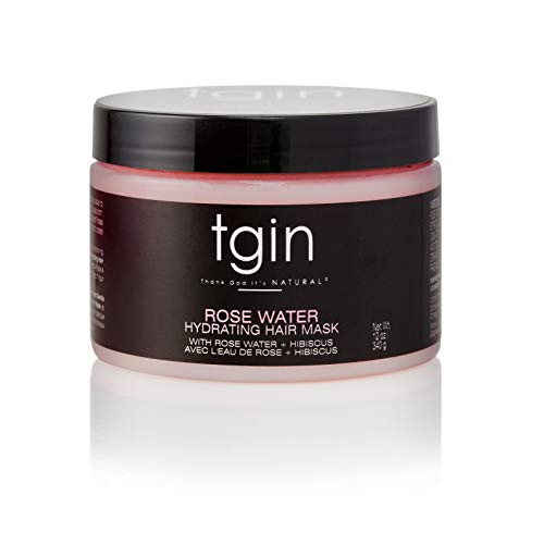 Rose Water Hydrating Hair Mask