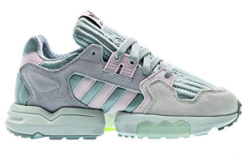 adidas Originals ZX Torsion W, ash Grey-Purple Tint-Sky Tint, 7