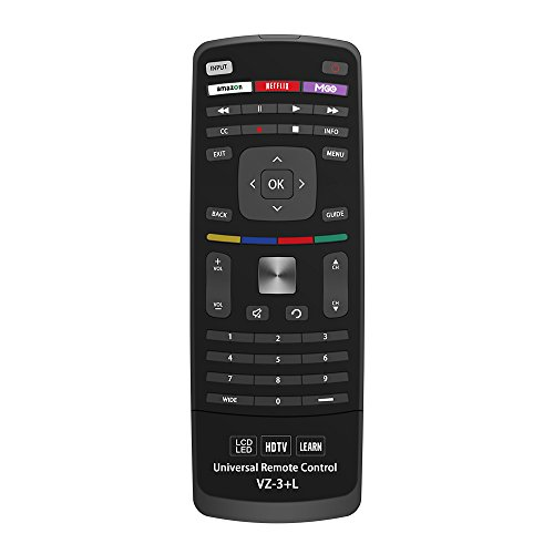 New Vizio Universal Remote Control for All VIZIO BRAND TV, Smart TV - 1 Year Warranty (Vizio E420vo 42 Inch 1080p Lcd Hdtv)