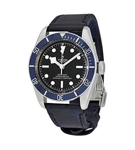 Tudor Heritage Black Bay Reloj automático para hombre 79230B-BKLS