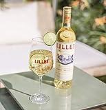 Coffret Apéritif Lillet Blanc 700 ml avec 2 verres