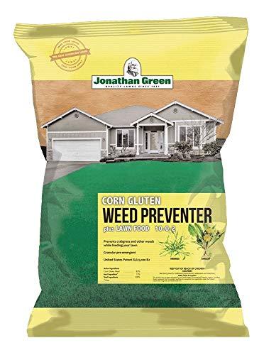 Jonathan Green Corn Gluten Weed Preventer 2.5M (2,500 sq ft...