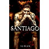 SANTIAGO: A Standalone Enemies to Lovers Sports Romance (English Edition)