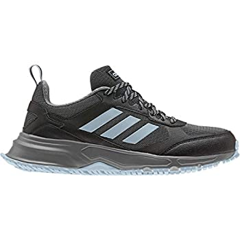 adidas Women s Rockadia Trail 3.0 Wide Running Shoe core Black/ash Grey/Grey 7.5 M US