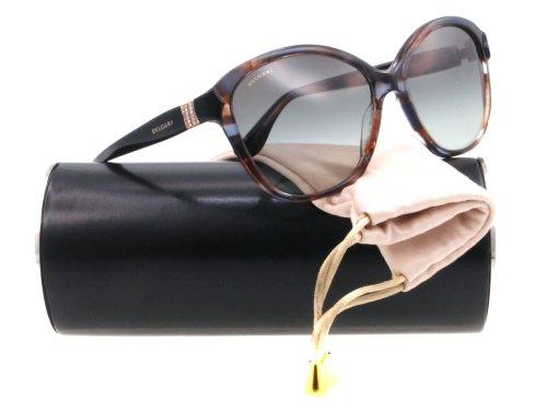 Bulgari Gafas De Sol Mod. 8092B 520211 Marrón/Negro