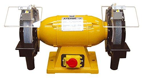 Ayerbe - Esmeril profesional ay-150-mn con interruptor