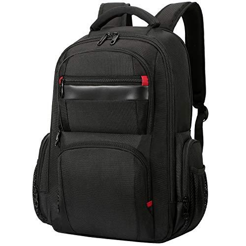 Laptop Backpack 17.3in Waterproof Travel Backpack 45L College Student School Backpack Business Mens Computer Backpack
