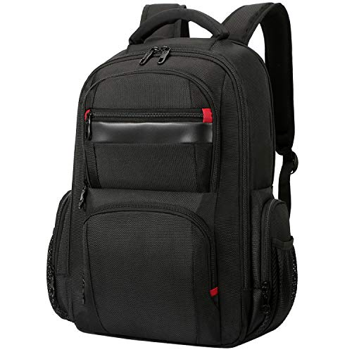 Laptop Backpack 17.3in Waterproof Travel Backpack 45L College Student School Backpack Business Mens Backpacks Computer Backpack for Men Women