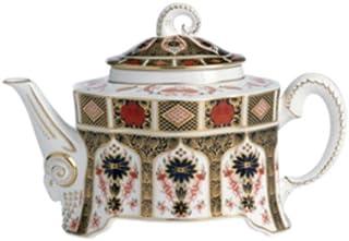 Royal Crown Derby Old Imari Giftware RAM Teapot