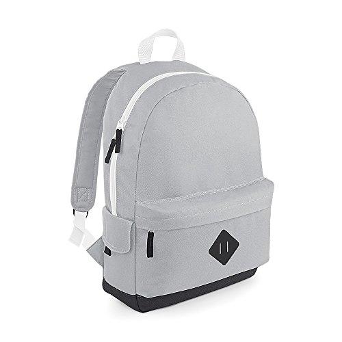 BagBase Heritage Backpack One Size,Hellgrau