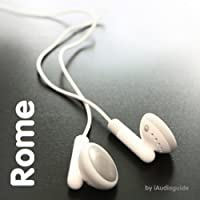 Audio Guide Rome livre audio