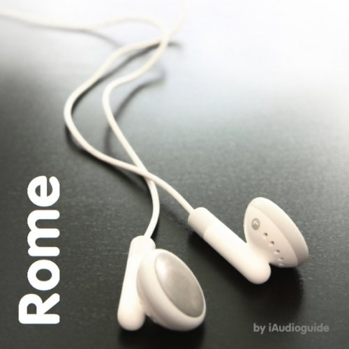 Couverture de Audio Guide Rome