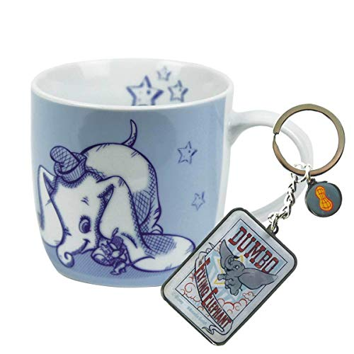 Dumbo Bundle Tasse und Schlüsselanhänger