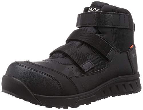 [テクシーワークス] 安全靴 プロテクティブスニーカー WX-0008 メンズ ブラック 26.5 cm 3E