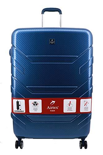 Valise Fashionable Airtex Deimos 74 x 51 x 31cm 4 roulettes en Polycarbonate Designs & Styles