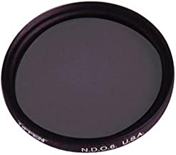 Tiffen 43ND6 43mm Neutral Density 0.6 2-Stop Filter (Gray)