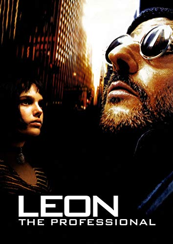Poster Affiche Leon The Professional Classic 90s Movie