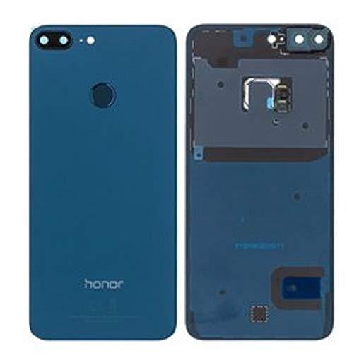 SPES Tapa de la batería, Parte Posterior, Cubierta de la batería para Huawei Honor 9 Lite Azul/lámina Adhesiva