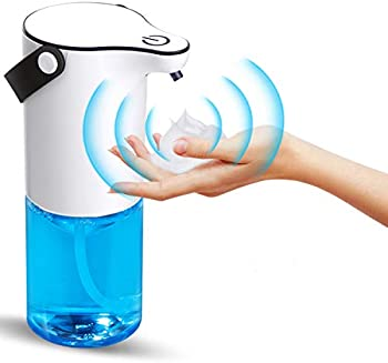 MECO Foaming Touchless High Capacity Equipped Soap Dispenser