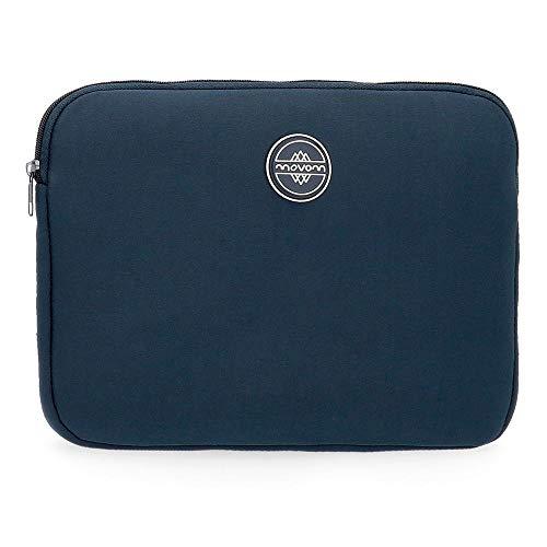 Movom Funda para Tablet 12' Azul 30x22x2 cms Neopreno